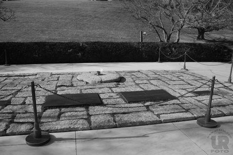 Grab Von John F Kennedy Wo War Das Orte Der Zeitgeschichte